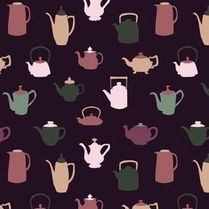 Forest Berry Tea Pots
