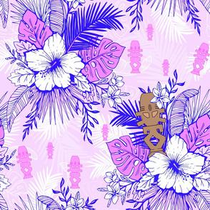 Risa Horga'hn Tropical Floral Vivid