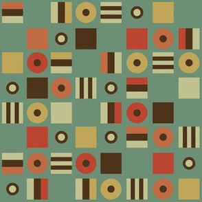 Liquorice Allsorts - moroccan colors