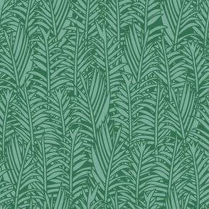 TULUM - Lost palms - green