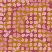 Pinky animal skin