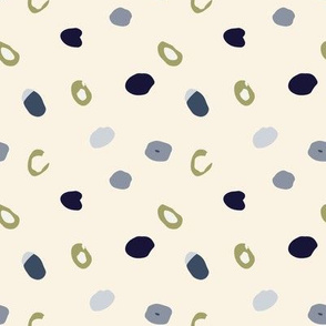 Haru Pebble LG PRINT (Green)