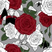Janeway's Roses