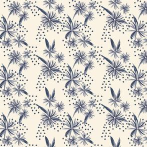 Haru  Dandelion (powder blue)
