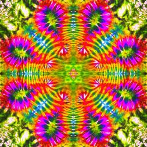 Super Rainbow Mandala