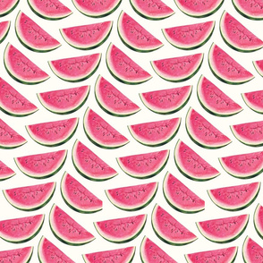 Watermelon - White
