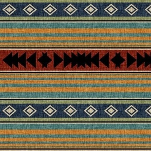 western blanket - small