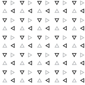 Directional triangles