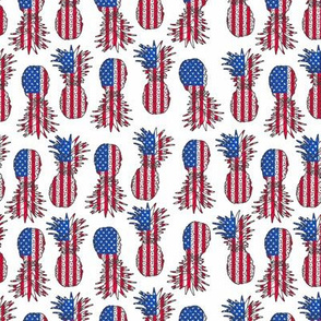patriotic pineapple micro