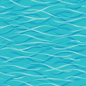 Sea wave texture
