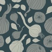 Garlic and onion C1