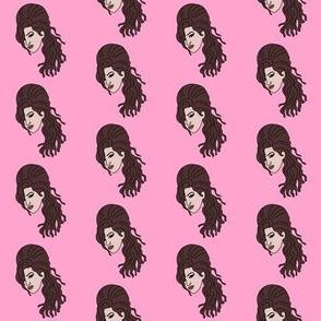 Amy winehouse, music, musician, artist, woman, female, Brit, British, singer, artist - pink