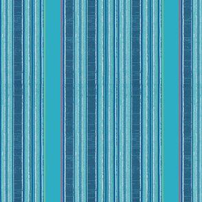 Coastal Stripes II