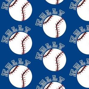 kelly dodger baseball name