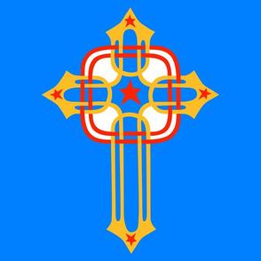 Legendary Cross RWB Gold 2