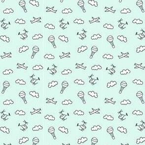 Miniskyflying