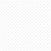 Pale Gray Polka Dots