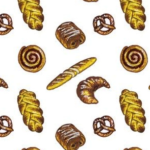 Bread Fabric