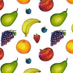 Fruits Final Fabric