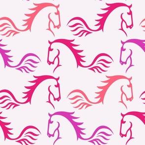 stallion grace pink