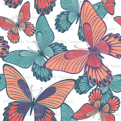 Butterflycoralwhite_preview