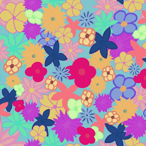 Painted_Flowers 2