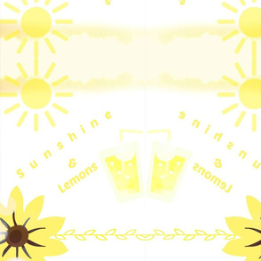 Sunshine and Lemons