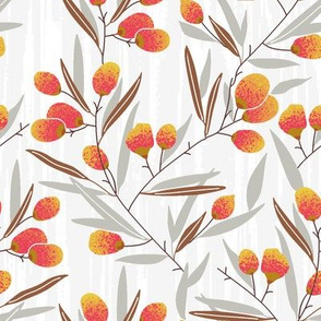 Blunt Flower Design