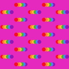 Rainbow minimalist