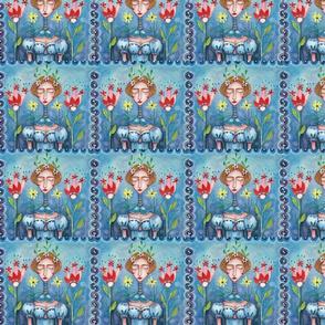 frida-blue-meditation