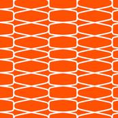 Laced Up in Orange Crush