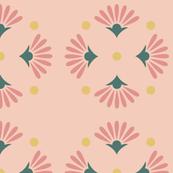 Fan Petal Pattern