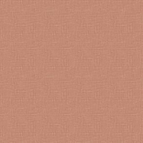 Vintage Rosy Pink Slubby Linen Look with Slubs