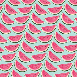 Watermelon - Blue
