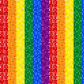 Pixelated Pride (vertical)