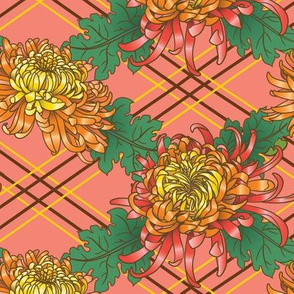 ChrysanthemumPlaid