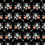 Complex shells - black