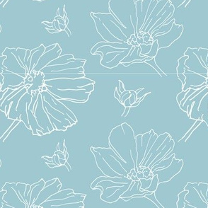 Poppy Botanicals Blue