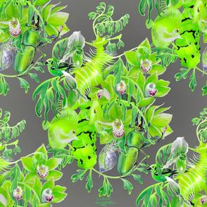 chartreuse pattern 6000