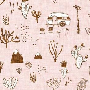 Happy Desert (pink)