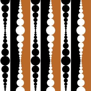 Polka dot stripe