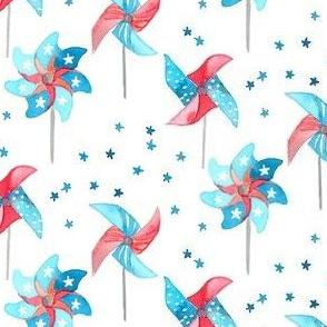 pinwheels patriot