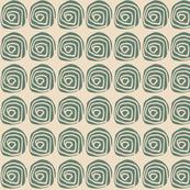 Abstract Roses lg - jade