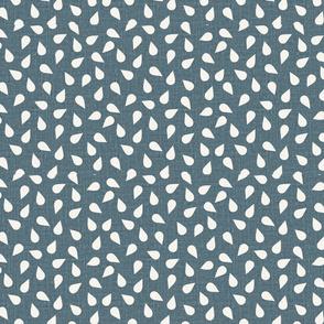 rain drops multidirectional linen look slubs seamless linen texture
