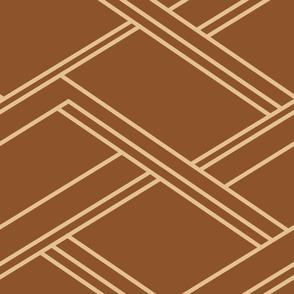 Mesh 5 brown