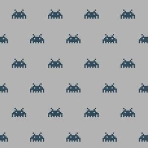 Alien Motif Pattern