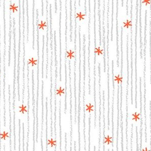 Stars and Stripes (orange)