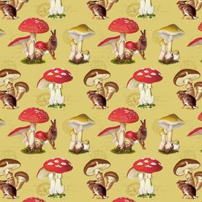 Mushroom Meadows: Gold
