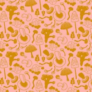 Fungi harvest