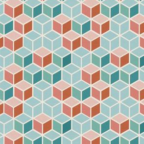 Abstract minimalism 8.3 inV.